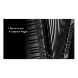 accordion business cards collections of accordion business cards