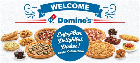 domino pizza online delivery register new account