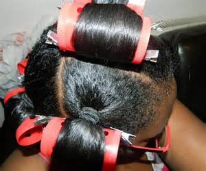 how to roller set relaxed hair roller setting relaxed hair tags heat ponytail