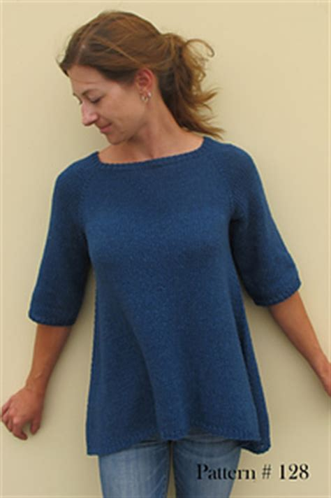 the pattern library down ravelry 128 top down trapeze pullover pattern by diane