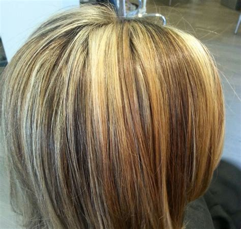 multicolour highlights multi color highlights for brown hair hair colors idea