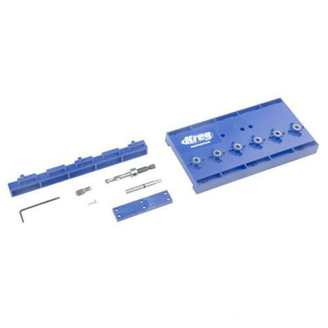 Shelf Pin Jigs by 941290 Shelf Pin Jig Kma3200 Kreg Jigs Pocket Jigs Ebay