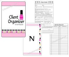 client record cards nails template nail technician client record card template 1 the
