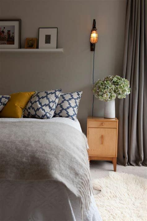 schlafzimmerwand leuchter schlafzimmer dekorieren sparsam aber mit geschmack