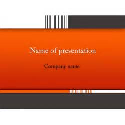 Free Templates For Powerpoint Presentation by Barcode Powerpoint Template Background For Presentation Free