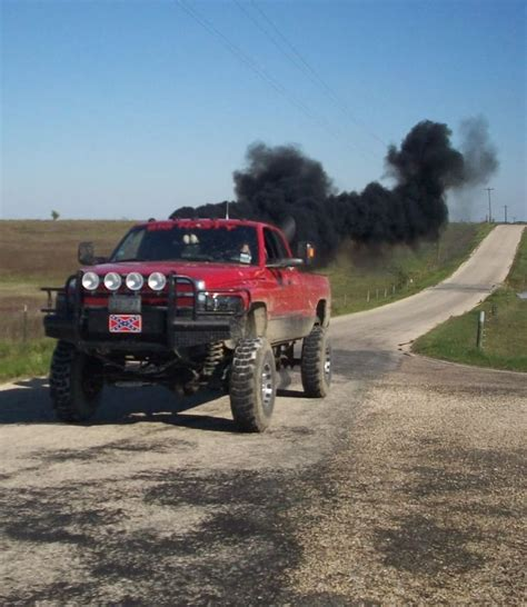 diesel jeep rollin 17 best images about coal rolling on pinterest dodge ram