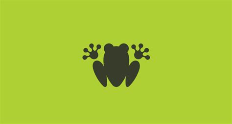 25 frog logo designs ideas examples design trends