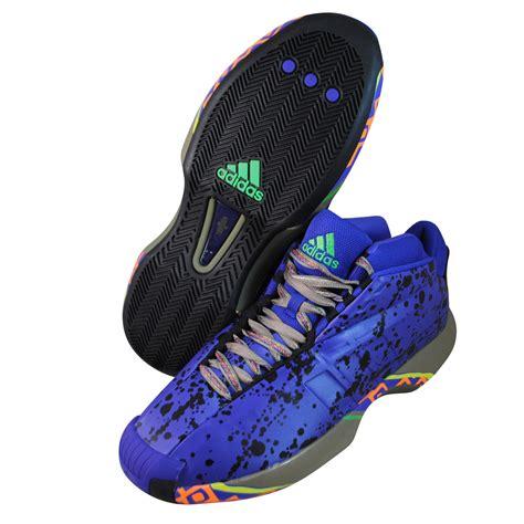 adidas mens 1 purple basketball shoes g98714 ebay