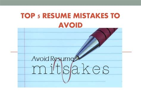 5 Resume Mistakes by Morpheus Human Consulting Director Kailash Shahan Article