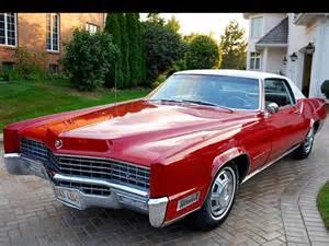 Cadillac Eldorado 1967 1967 Cadillac Fleetwood Eldorado Notoriousluxury