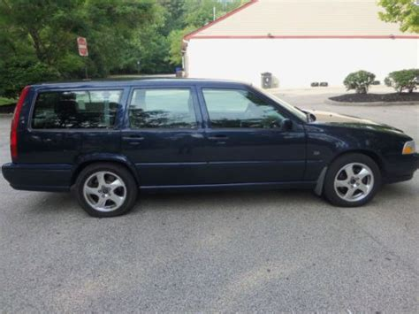 car maintenance manuals 1999 volvo v70 seat position control buy used 1999 volvo v70 t5 wagon 5 speed in clementon new jersey united states
