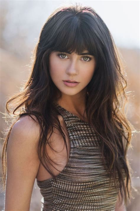 hairstyles with bangs pinterest long hairstyles with long bangs 1000 ideas about bangs
