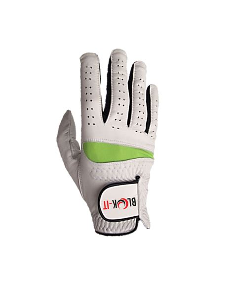 golf swing glove golf glove by blok it cabretta leather gives you the
