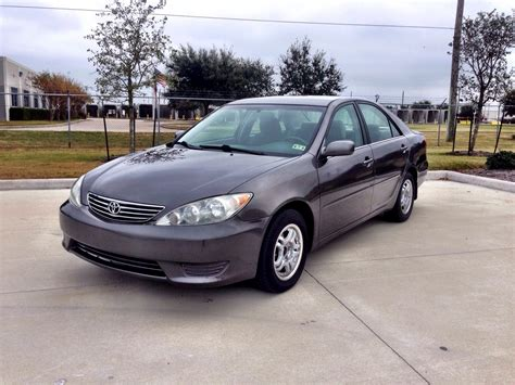 2006 toyota mpg toyota camry 2006 le mpg find used 2006 toyota camry le