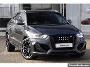 Audi Q3 2 0 Tdi Quattro S Line Used Audi Q3 Cars For Sale With Pistonheads