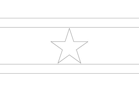 patriotic ribbon coloring page free coloring pages of american flag ribbon