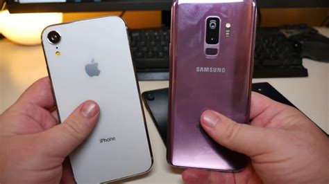iphone xs max vs iphone xr vs note 9 vs s9 plus size comparison
