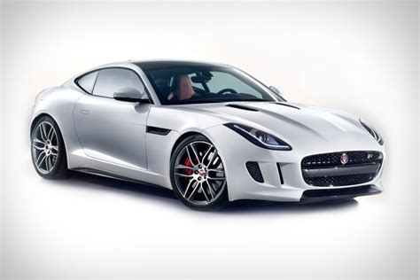 jaguar f type coupe uncrate