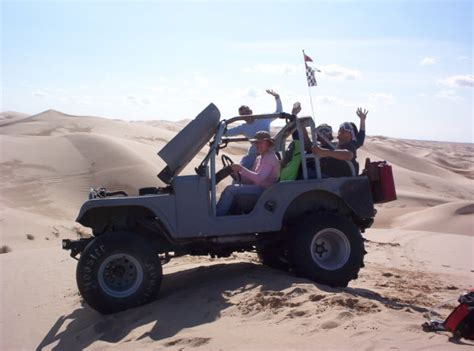 sand dune jeep a jeep owner s best tips for road driving on sand