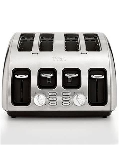 T Fal Avante Toaster T Fal Tf5600002 Toaster Avante 4 Slice Electrics