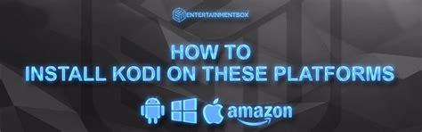 aptoide kodi 17 4 how to install kodi 17 4 for android entertainmentbox