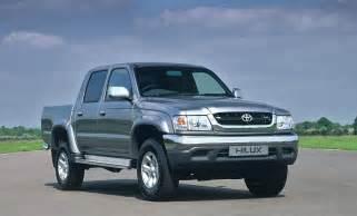 05 Toyota Hilux Toyota Hilux Cab Uk Spec 2001 05