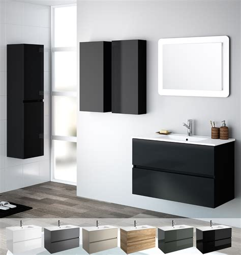 Salgar Bathroom Furniture with Fussion Line 90 Bathroom Furniture By Salgar