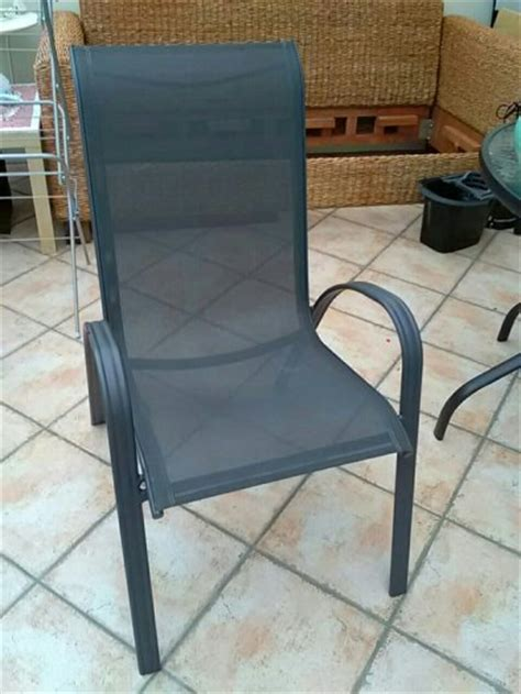 sturdy outdoor furniture grey garden patio chair sturdy for sale in naas kildare from a s25