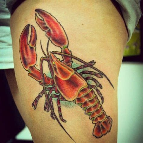 lobster tattoo designs 17 best ideas about lobster on tiny