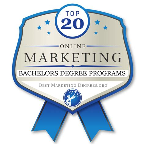 Jackson State Mba Curriculum by The 20 Best Bachelors Degrees In Marketing 2016