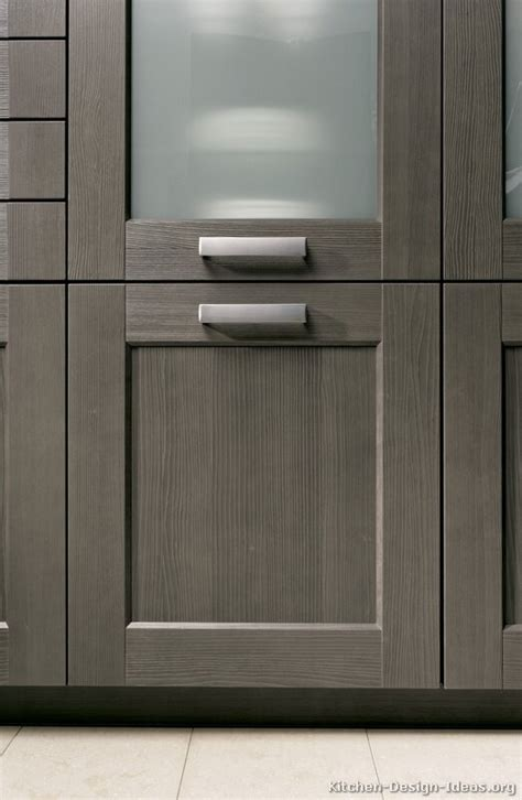 Modern Kitchen Cabinet Doors by Pictures Of Kitchens Modern Gray Kitchen Cabinets