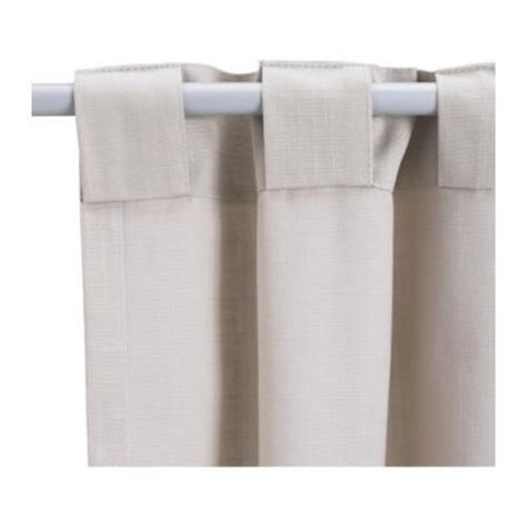 Ikea Ritva Curtains Brand New Ikea Ritva Window Curtains 57x98 White Gray Blue Brown Tabs Ebay
