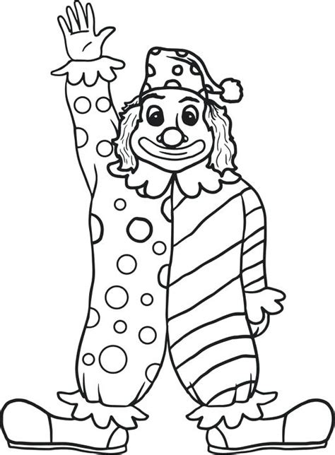 clown coloring pages pdf clown coloring page clown coloring sheets circus coloring