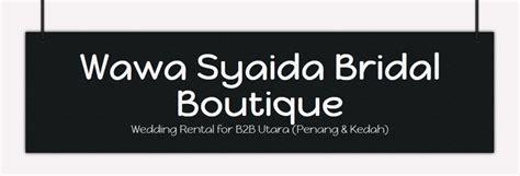 Bantal Crown Bantal Kotak Sepasang Guling wawa syaida bridal boutique complete set baju nikah untuk