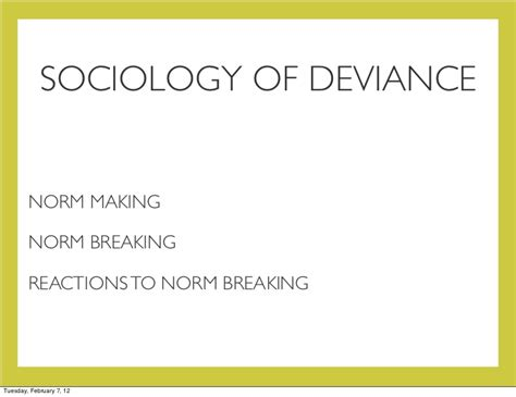 pattern definition sociology sociology paper on breaking norms