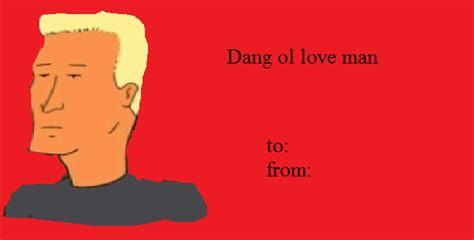 king of the hill valentines cards king of the hill valentines day king ofthehill