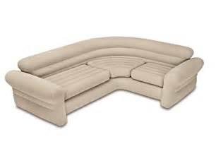 intex inflatable pull out sofa intex inflatable corner sofa