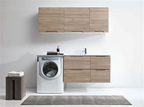 Laundry Furniture With Wall Cupboards Idfdesign Furniture Laundry