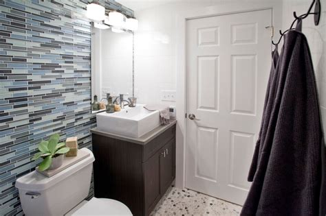 re tiling bathroom walls 5 creative ways to transform your bathroom by adding
