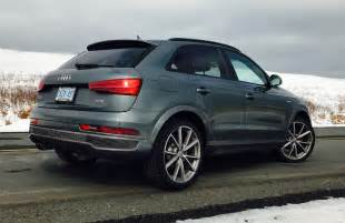 Audi G3 Price 2017 Audi Q3 Quattro Review At What Cost The
