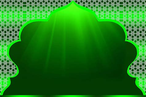 background hijau islami background spanduk islami joy studio design gallery