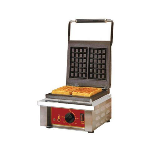 Gaufrier Roller Grill by Gaufrier Professionnel Li 233 Geois 233 Lectrique Roller Grill