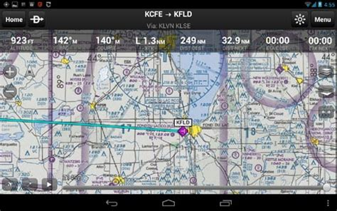 vfr sectionals garmin pilot android review myflyingstuff general