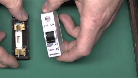 wylex fusebox replacing fuses with in mcbs is a waste of