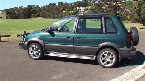 1992 mitsubishi rvr e n23w pictures information and specs auto database com