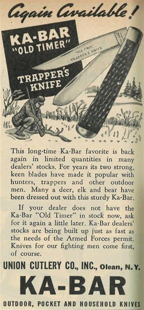 kabar warranty kill a with a ka bar knife gunsamerica digest