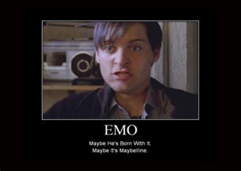 Peter Parker Meme Face - image 170565 emo peter parker know your meme