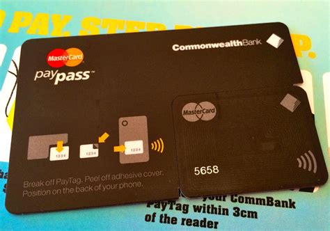 commonwealth bank cards commonwealth bank s paytag on reckoner