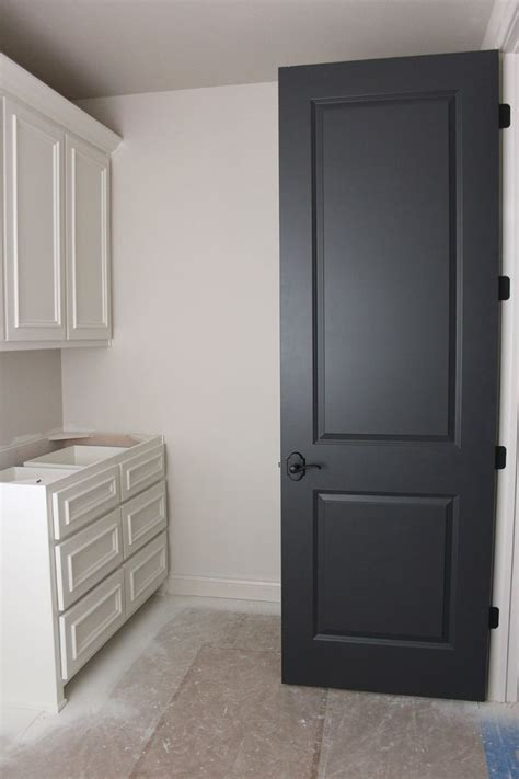best white paint color for trim and doors best 25 painted interior doors ideas on pinterest