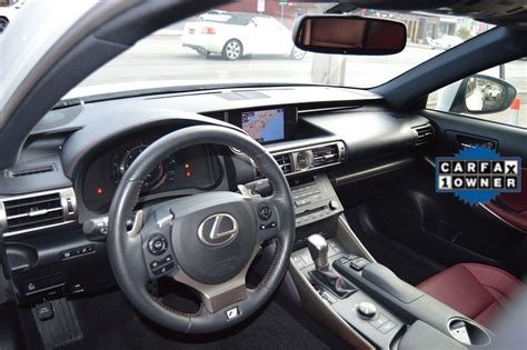 lexus is 250 interior 2015 2015 lexus is 250 f sport interior stock 2286 for